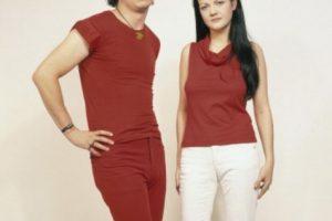 Se divorciaron antes de ser famosos. Foto:vía Getty Images. Imagen Por: