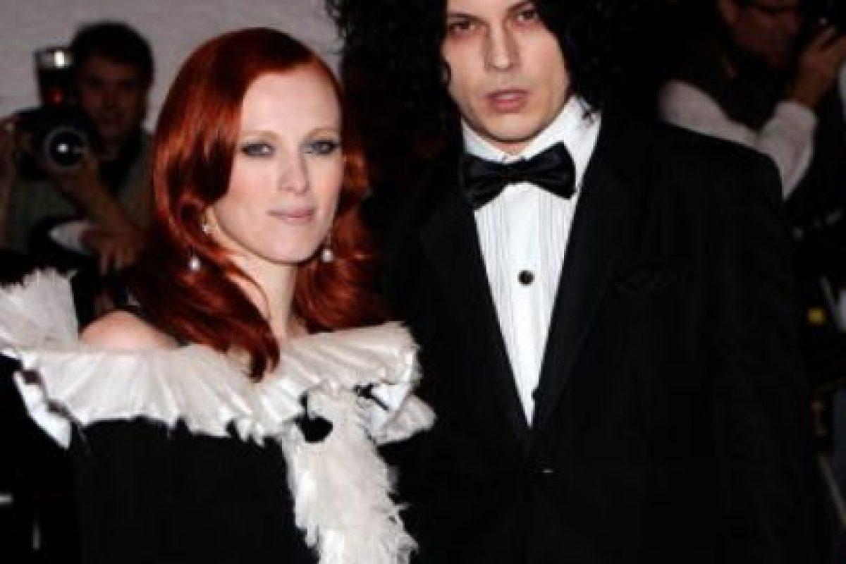 Jack se casó con la modelo Karen Elson. Foto:vía Getty Images. Imagen Por: