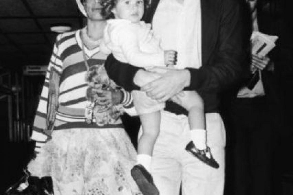 Mick Jagger se casó en los años 70 con Bianca Pérez-Mora Macías, socialité nicaragüense. Foto:vía Getty Images. Imagen Por: