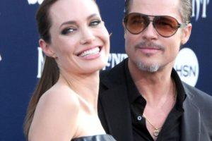 """Pues en ese entonces Aniston representó el papel de mujer """"abandonada"""" por alguien más """"sexy"""", como en ese momento lo era Jolie. Foto:vía Getty Images. Imagen Por:"""