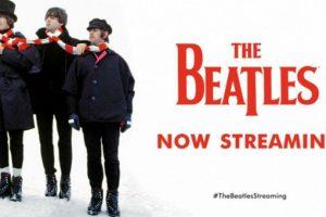 The Beatles ya tiene más de 250 millones de reproducciones en Spotify. Foto:Spotify. Imagen Por: