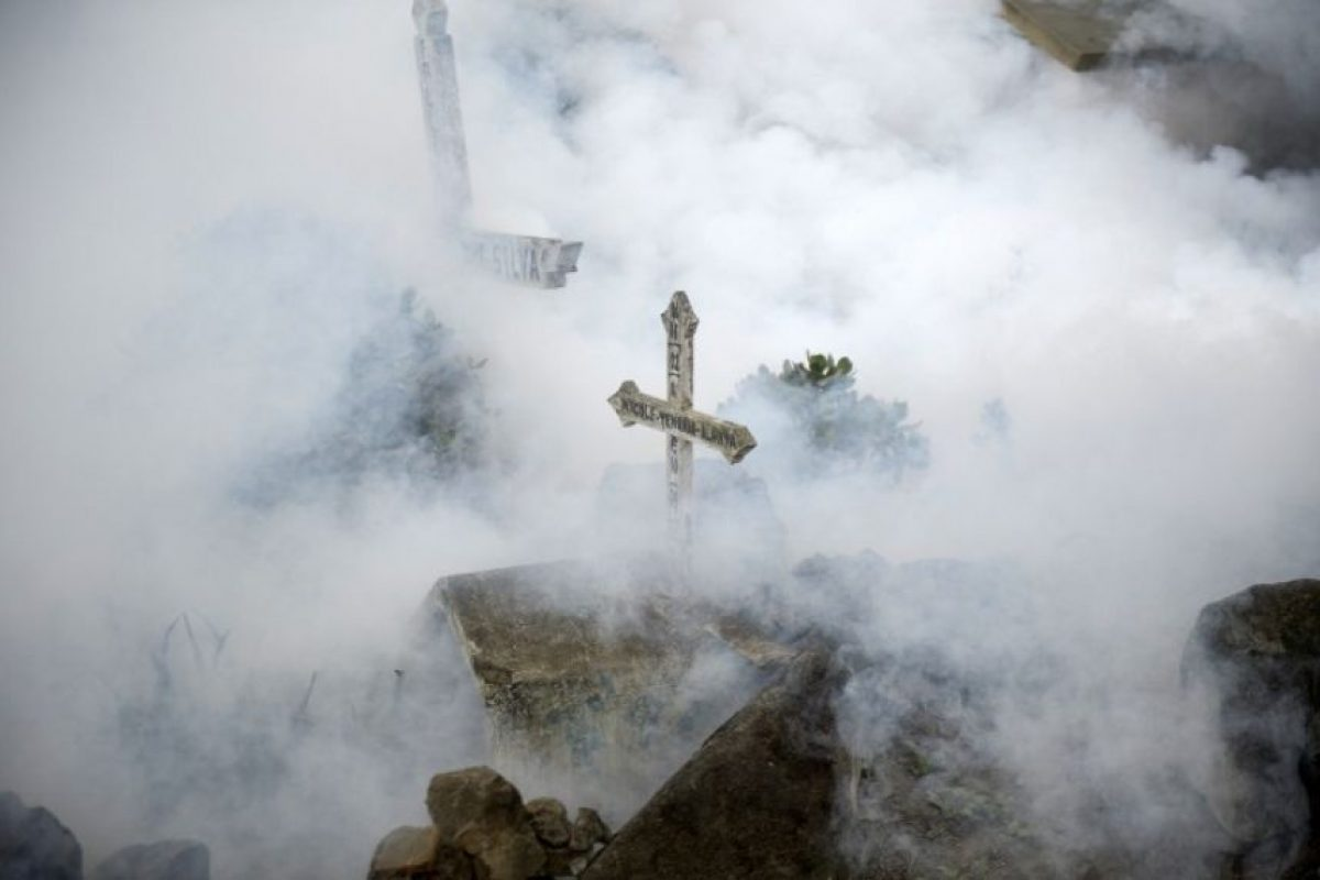 2. ¿Han existido brotes de Zika? Foto: AFP. Imagen Por: