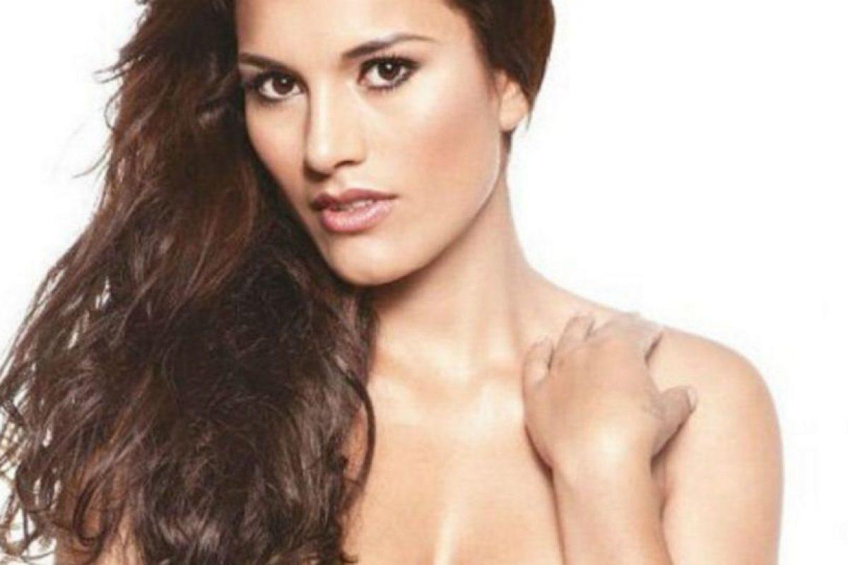 Ana Pacheco pasó de guerrillera a modelo y bailarina. Foto:Vía soho.com.co. Imagen Por: