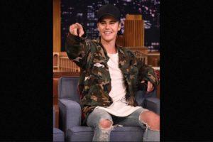 El joven canadiense también ha demostrado que tiene un gran sentido del humor, por ejemplo: Foto:Getty Images. Imagen Por:
