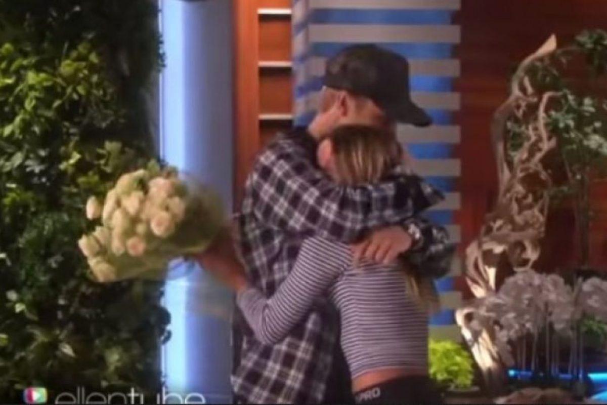 """Foto:""""Ellen DeGeneres Show"""". Imagen Por:"""