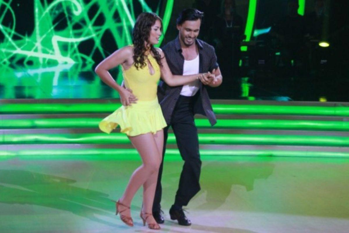 """Ana Pacheco ahora está en """"Bailando con las estrellas"""". Foto:Vía canalrcn.com. Imagen Por:"""