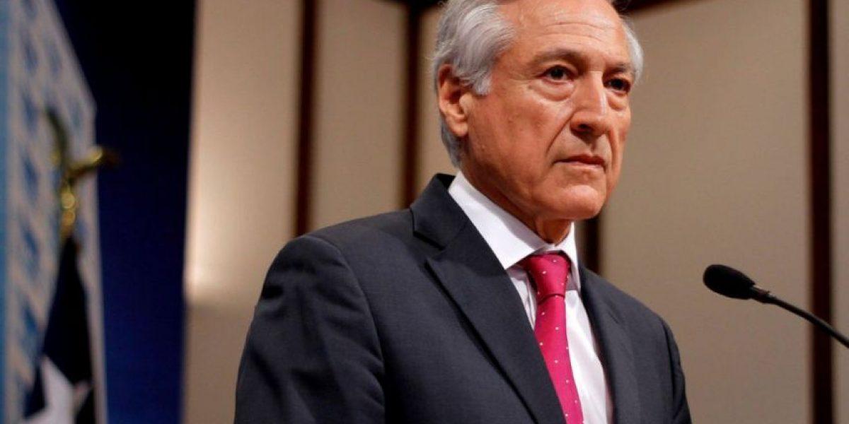 Canciller tras acusaciones de Bolivia:
