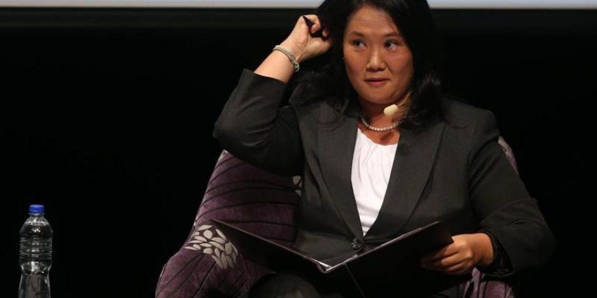 Keiko Fujimori promete combatir la corrupción y no repetir errores del pasado