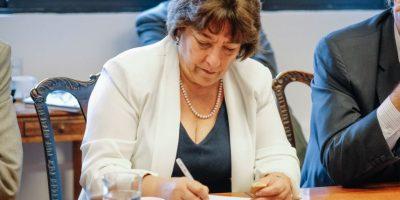 Educación superior: ministra Delpiano se reunió con gremios de trabajadores de Ues y CFT