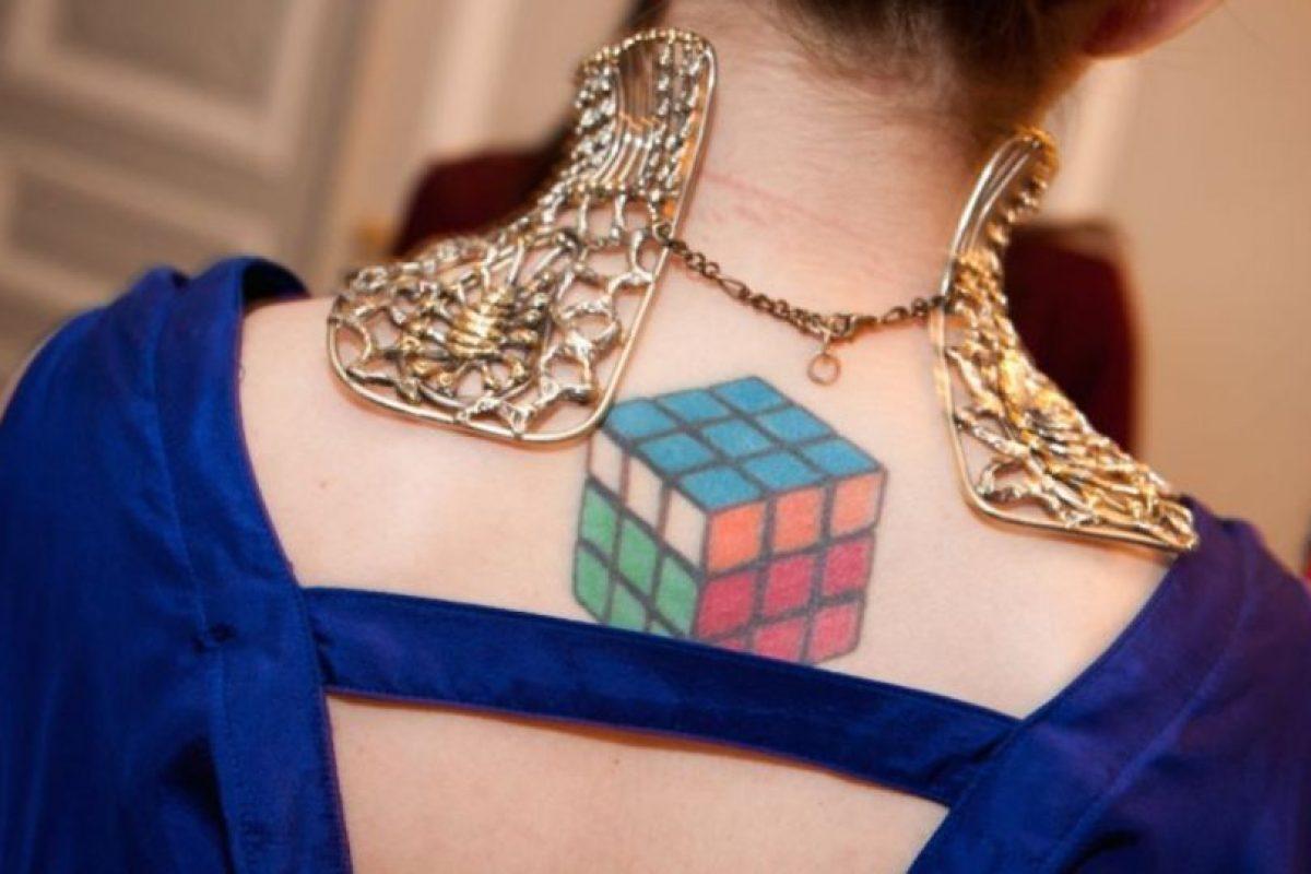 En 1981 se realizó una exhibición del cubo de Rubik en el Museo de Arte Moderno de Nueva York. Foto:Getty Images. Imagen Por: