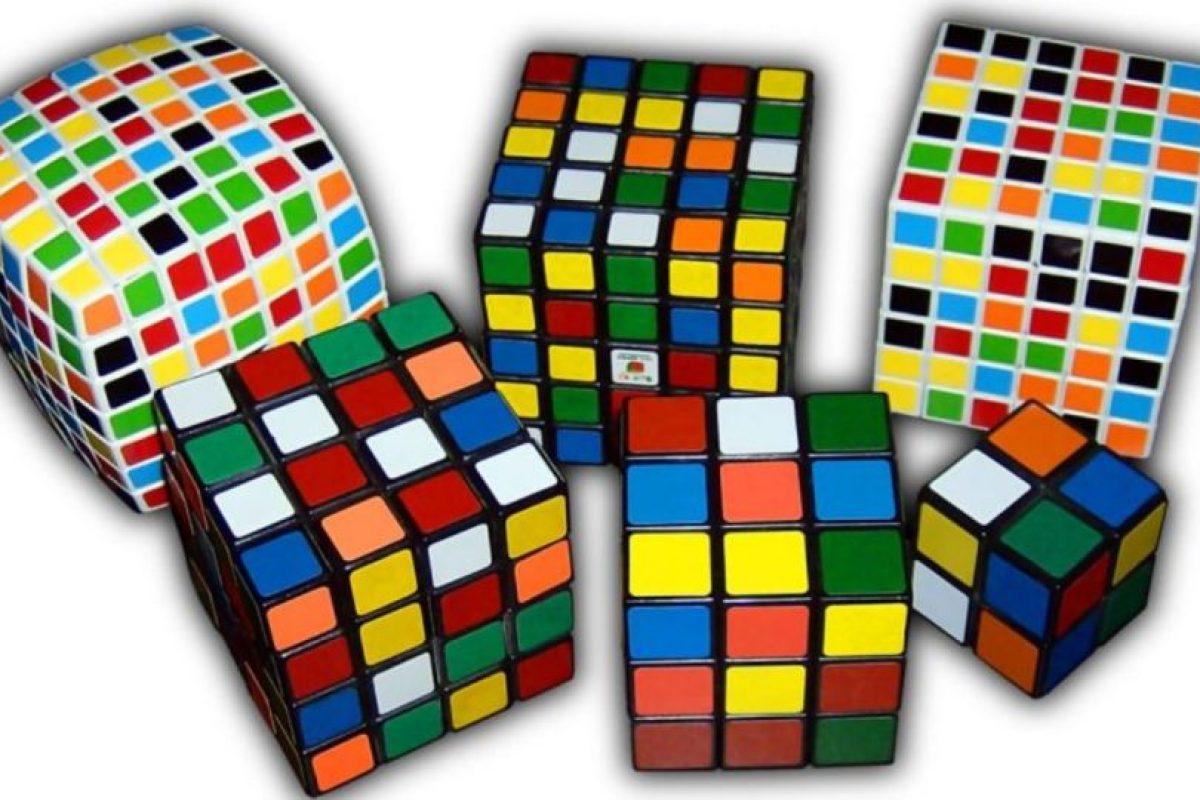 Actualmente existen varios rompecabezas que ya no cuentan con la tradicional forma cúbica. Foto:Wikicommons. Imagen Por: