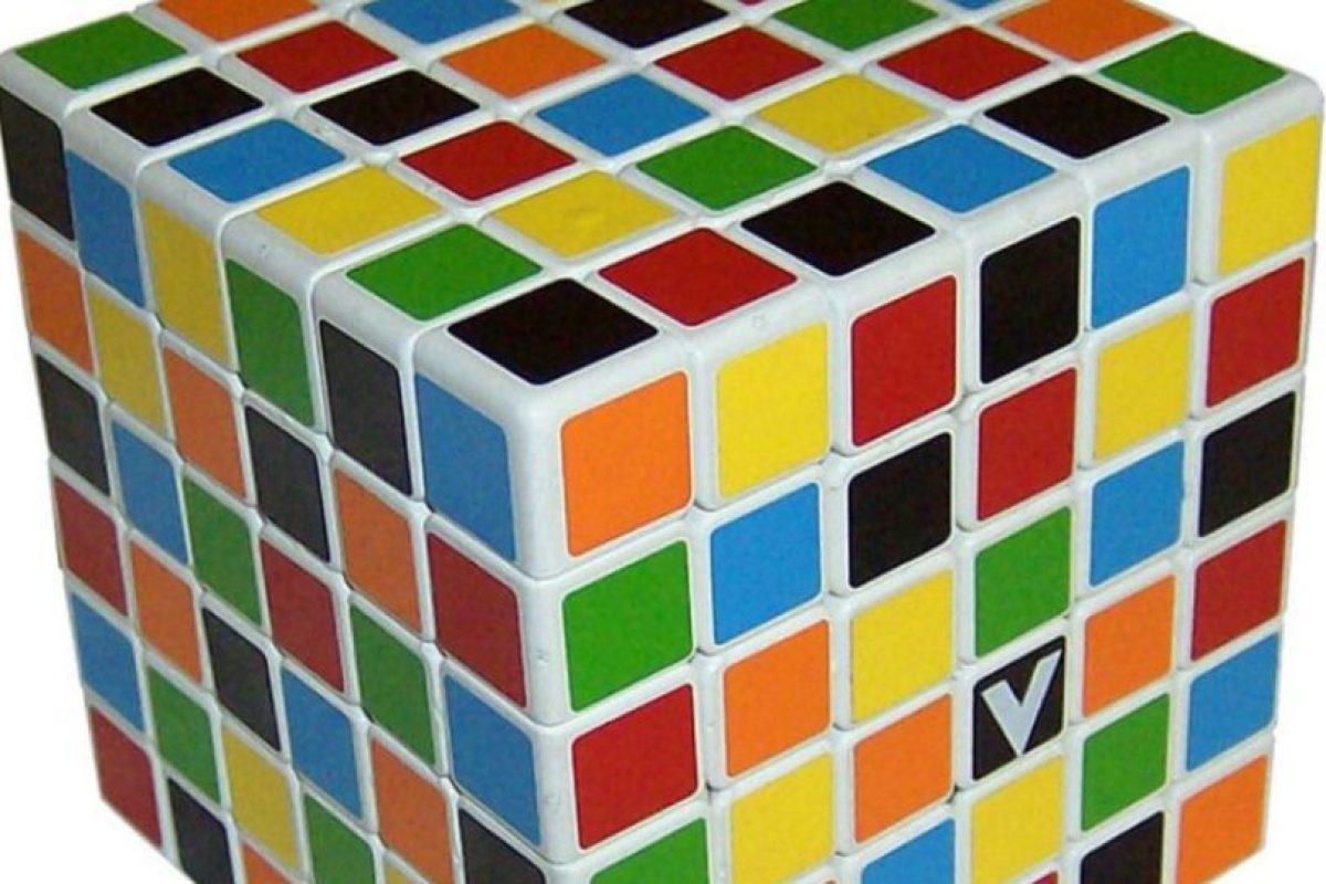 El cubo de 6x6x6 es el más popular después del original 3x3x3. Foto:Wikicommons. Imagen Por: