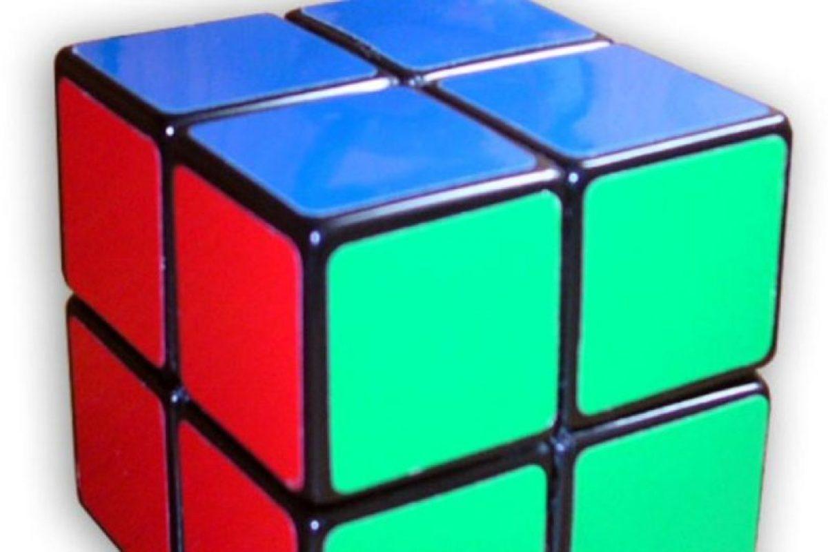 Le sigue el cubo sencillo de 2x2x2. Foto:Wikicommons. Imagen Por: