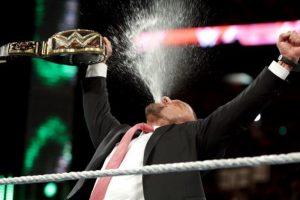 Los actuales campeones de WWE: Foto:WWE. Imagen Por: