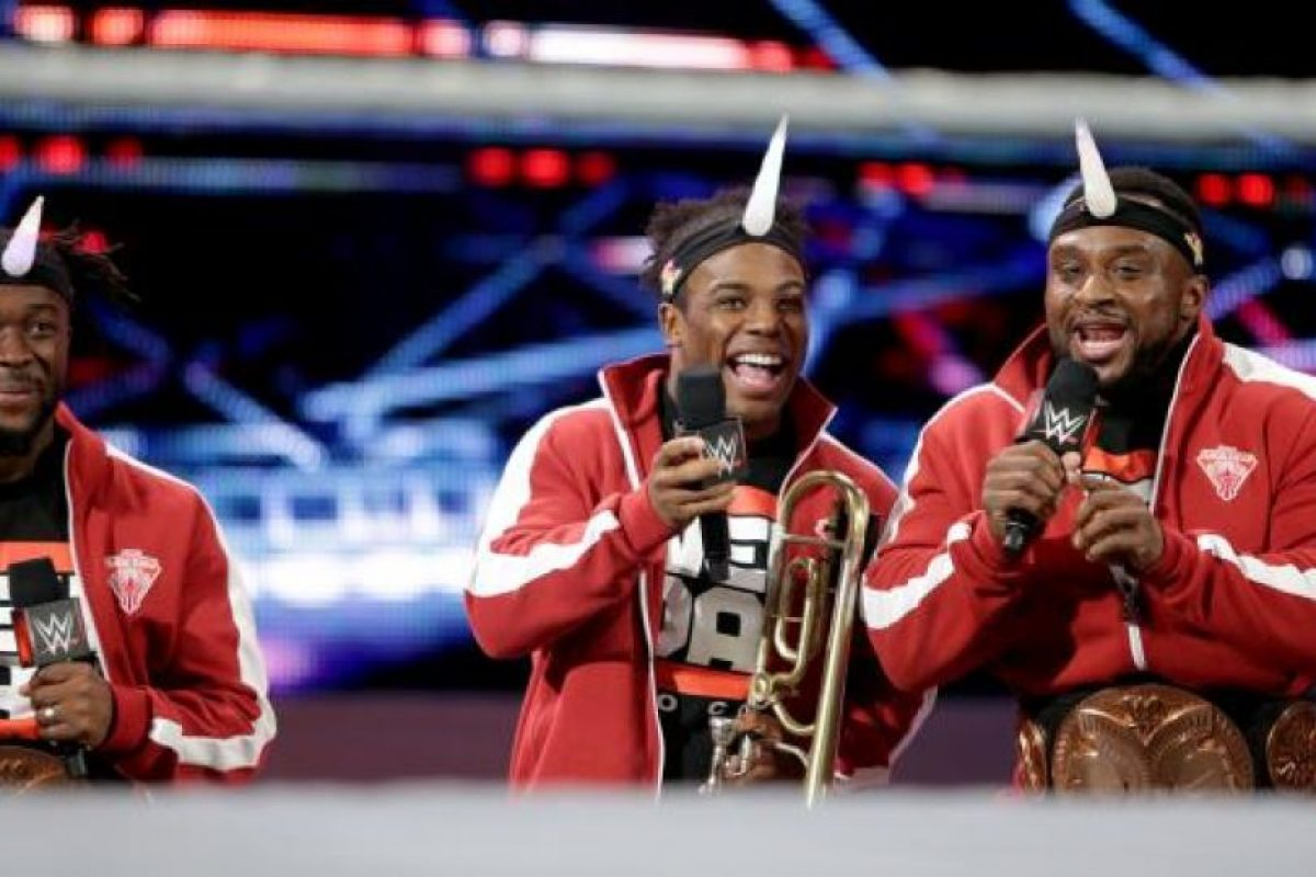 The New Day Foto: WWE. Imagen Por: