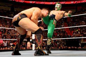 Es el dueño del Campeonato de Estados Unidos Foto:WWE. Imagen Por: