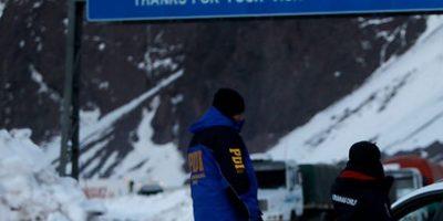 Reabren paso Los Libertadores tras cierre por frente de mal tiempo