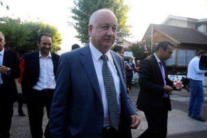 Guillermo Teillier, presidente del PC Foto:Agencia Uno. Imagen Por: