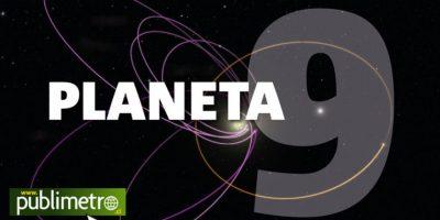 Infografía: planeta 9