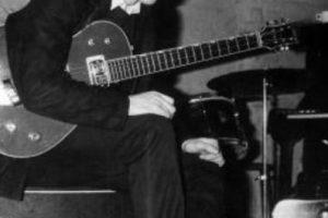 10. George Harrison. Foto:Getty Images. Imagen Por: