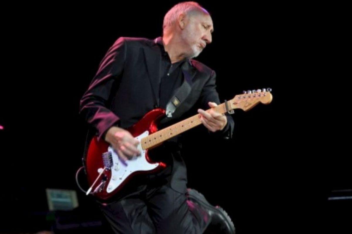 9. Pete Townshend. Foto:Getty Images. Imagen Por:
