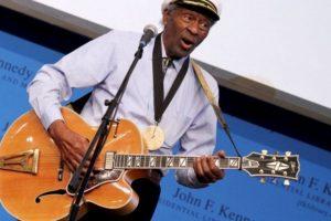 7. Chuck Berry. Foto:Getty Images. Imagen Por: