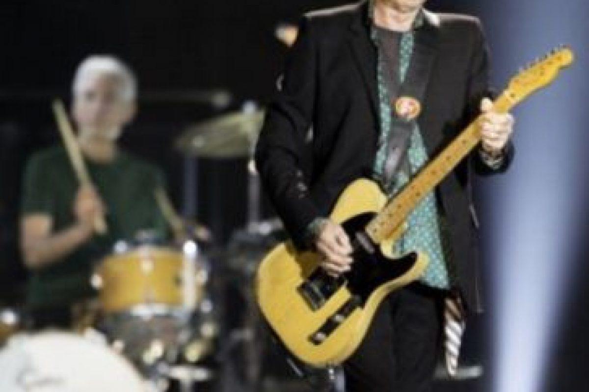 4. Keith Richards. Foto:Getty Images. Imagen Por: