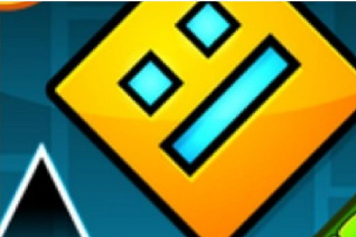 2. Geometry Dash Lite. Foto:RobTop Games AB. Imagen Por: