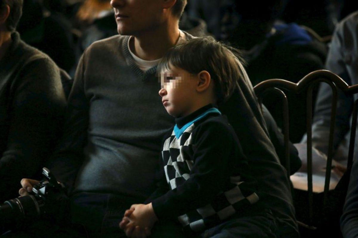Maltrato infantil Foto:Getty Images. Imagen Por: