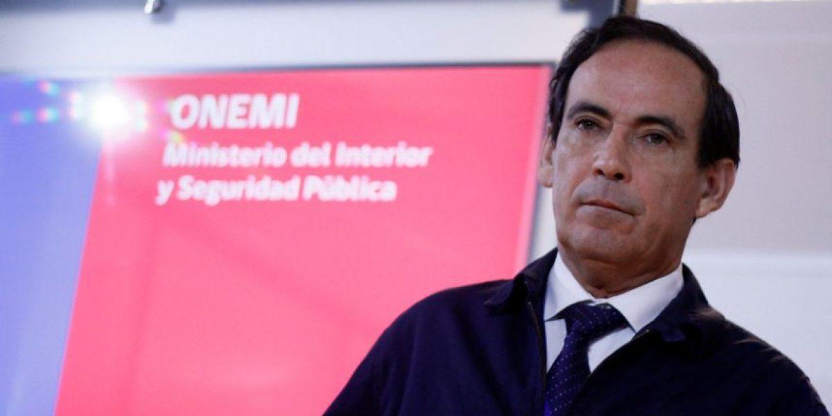 """Piden destituir a director de Onemi: la DC acusa """"mentiras"""" y """"despilfarro"""""""