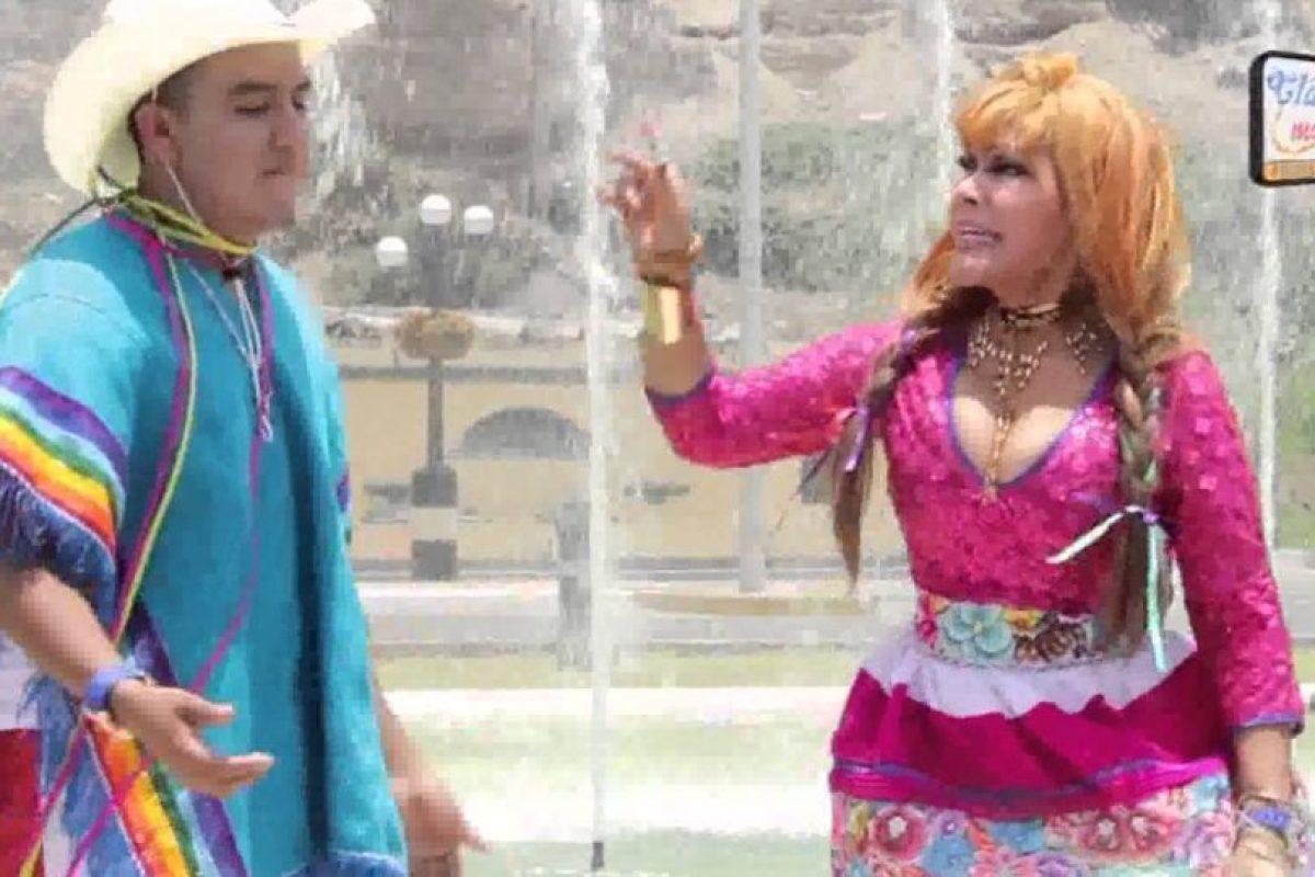 A comienzos del año pasado cantaron juntos. Foto:vía Youtube/La Tigresa del Oriente. Imagen Por: