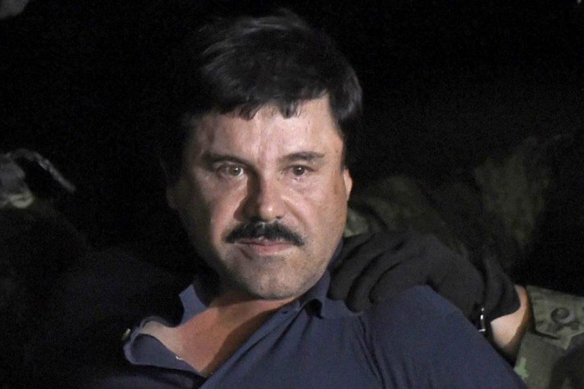 """El mexicano fue ingresaro en el penal """"El Altiplano"""", de donde se escapó la última vez. Foto:AFP. Imagen Por:"""