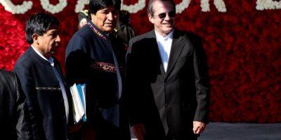Evo Morales en Celac: