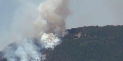 Coyhaique: 117 hectáreas afectadas deja incendio en Cerro Divisadero