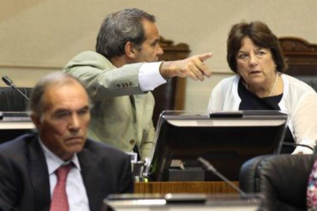 Foto:Reproducción web Senado. Imagen Por: