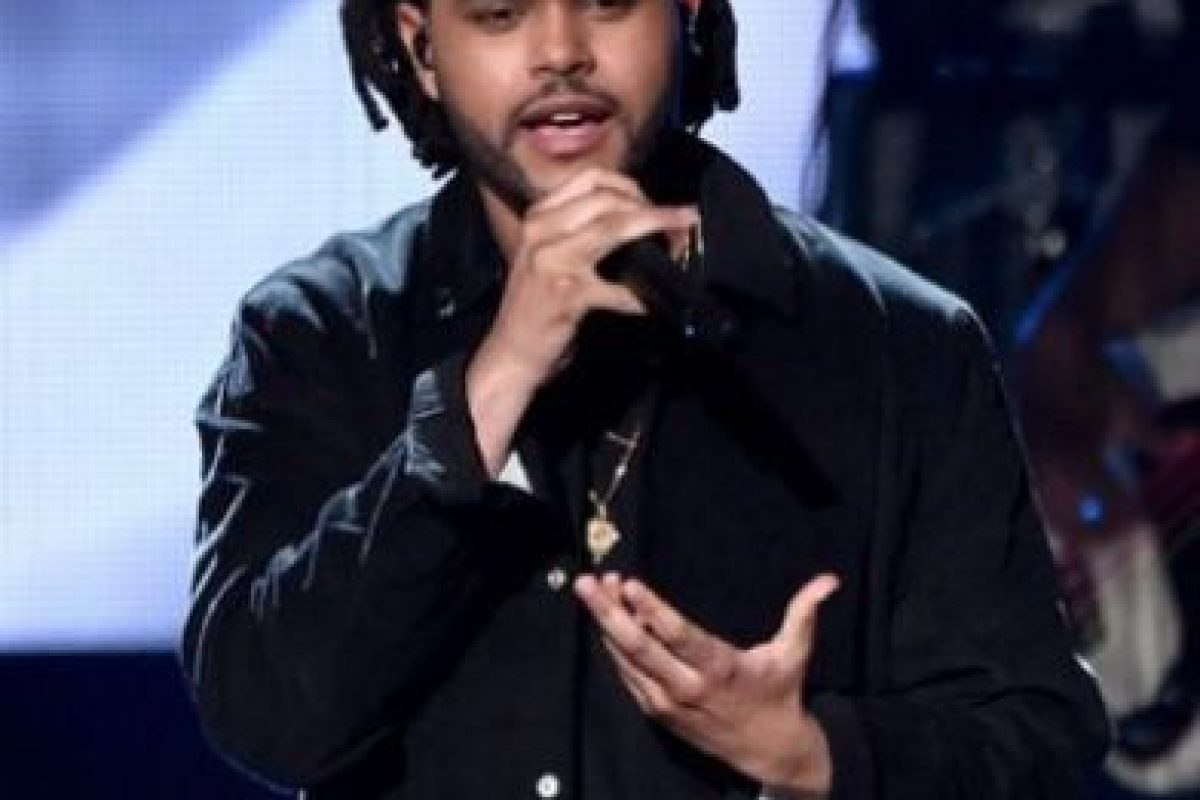 The Weeknd Foto: Getty Images. Imagen Por: