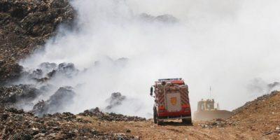 Relleno Santa Marta: vertedero presentó fallas una semana antes del incendio