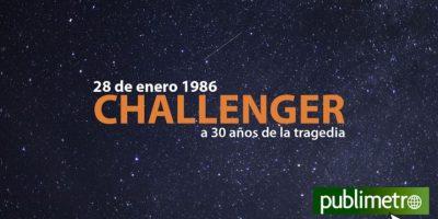 Infografía: Challenger a 30 años de la tragedia
