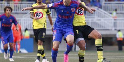 San Luis frenó la máquina goleadora de la U e igualó en Quillota