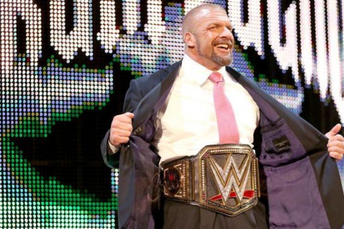 Es casi un hecho que el actual Campeón Mundial de Peso Pesado defienda su título en Wrestlemania 32 Foto:WWE. Imagen Por:
