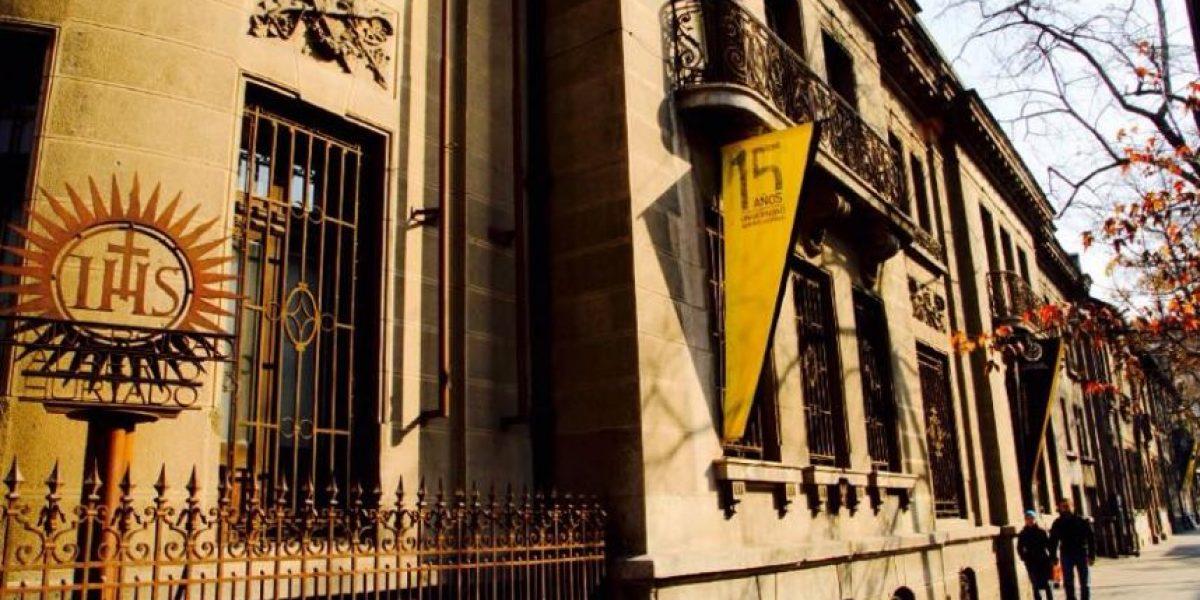 Padre Eduardo Silva es nombrado nuevo rector de la Universidad Alberto Hurtado