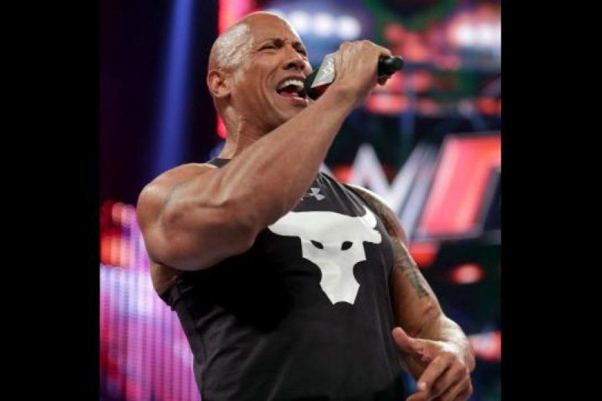"""""""El campeón del pueblo"""" ya confirmó su asistencia al evento Foto:WWE. Imagen Por:"""