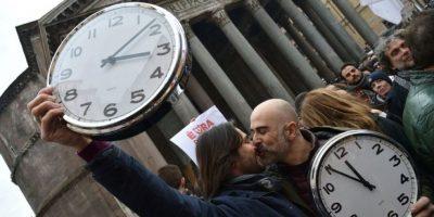 Italia dividida por la legalización de la Unión Civil entre homosexuales