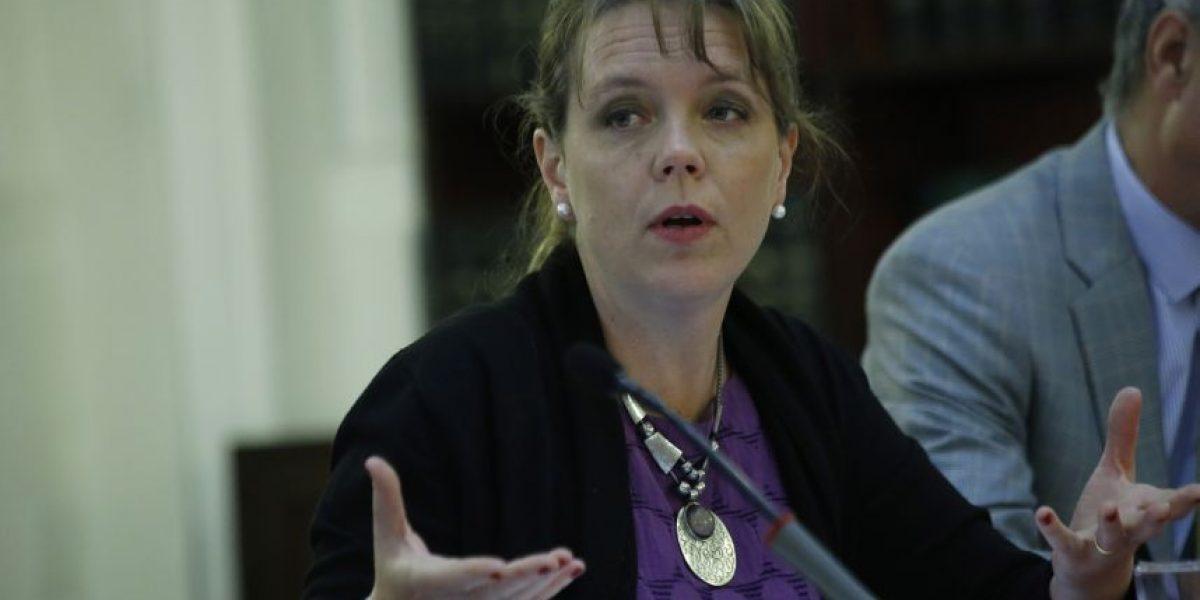 Senadora Von Baer: es lamentable que un proceso privado