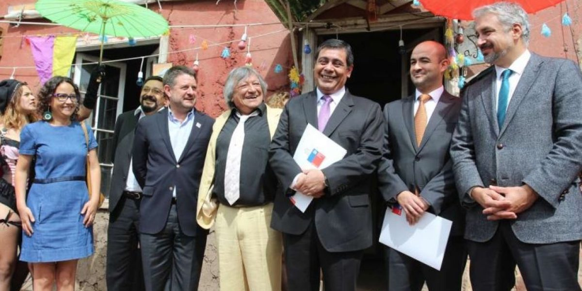 Teatro Aleph ocupará en Chile casona entregada por Bienes Nacionales