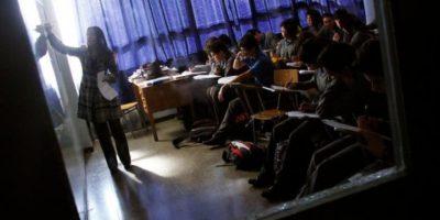Directores de colegio califican con nota 4,0 la calidad de la educación en Chile