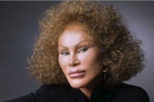 Jocelyn Wildenstein nació en 1940 en Suiza. Foto:Getty Images. Imagen Por: