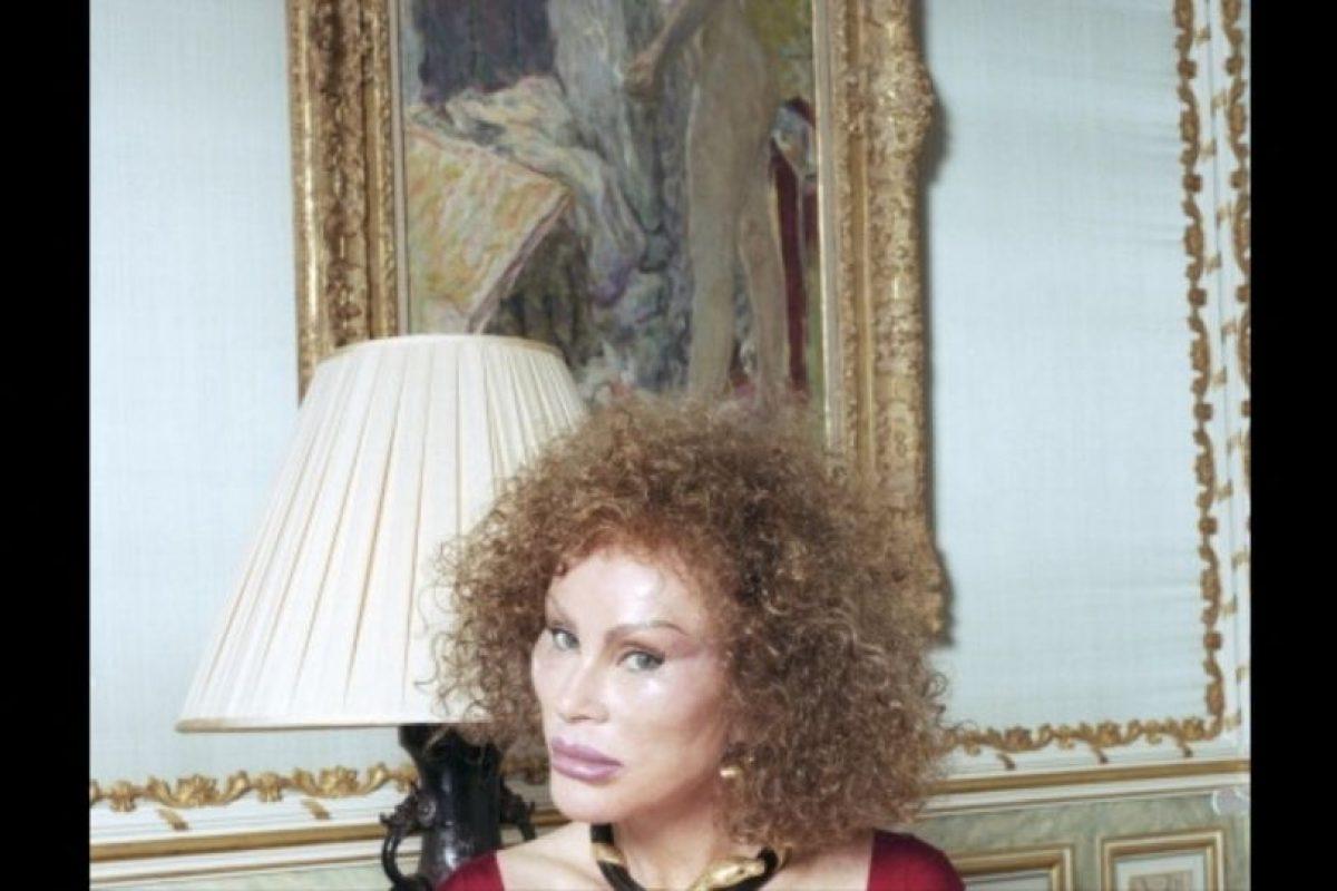 En los años 60 se mudó a Paris con un productor cinematográfico Foto:Getty Images. Imagen Por: