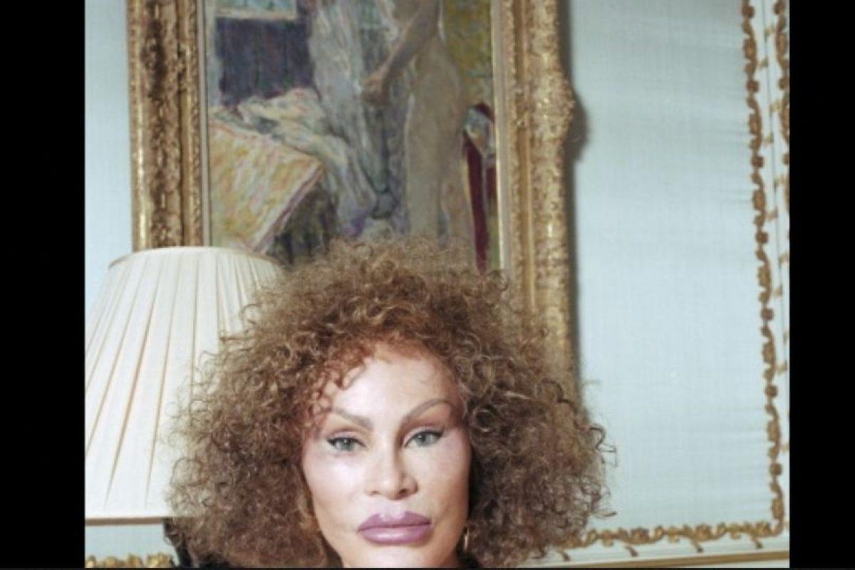 En París le presentaron a quien sería su marido, Alec Wildenstein Foto:Getty Images. Imagen Por: