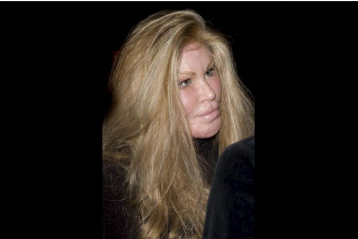 """Así ha cambiado Jocelyn Wildenstein, """"La Mujer Gato"""", a sus 75 años Así ha cambiado Jocelyn Wildenstein, """"La Mujer Gato"""", a sus 75 años Foto:Getty Images. Imagen Por:"""